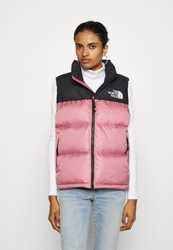 The North Face - 1996 RETRO NUPTSE VEST - Smanicato - mesa rose