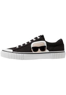 KARL LAGERFELD - KAMPUS II IKONIC - Sneaker low - black