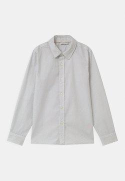 Name it - NKMRYDER - Vapaa-ajan kauluspaita - bright white
