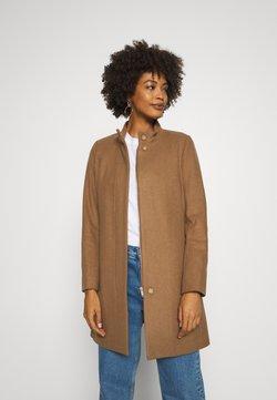 InWear - LEVANNA CREW COAT - Classic coat - camel
