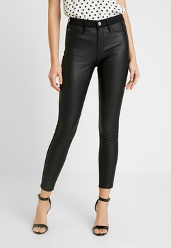 River Island - MOLLY - Jeans Skinny Fit - black coated