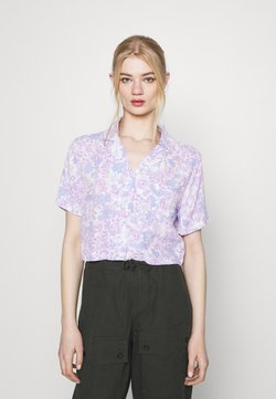 Cotton On - CROPPED SUMMER - T-Shirt print - lilac