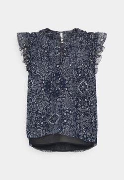 Pepe Jeans - LETIZIAS - T-Shirt print - dark blue