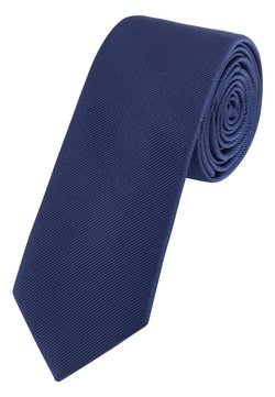 Next - SLIM  - Krawatte - blue
