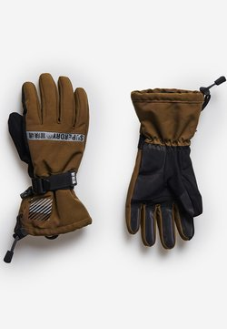 Superdry - SNOW RESCUE - Fingerhandschuh - dusty olive