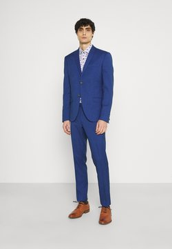 Isaac Dewhirst - PLAIN SUIT - Costume - blue