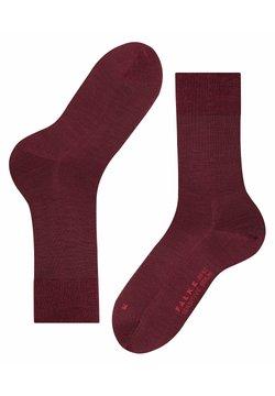 FALKE - SENSITIVE BERLIN  - Socken - barolo (8596)