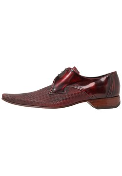 Jeffery West - PINO DERBY - Lace-ups - college red