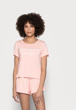 Anna Field - LUCY SHORT SET  - Pyjama - pink