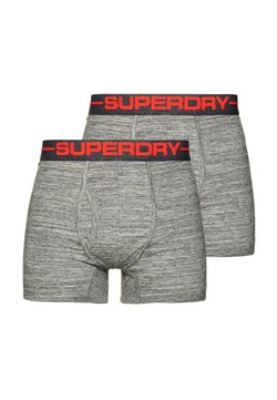 Superdry - 2 PACK - Shorty - grey