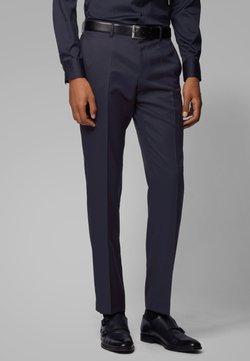 BOSS - GENIUS5 - Suit trousers - dark blue