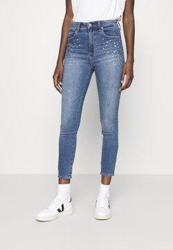 Abercrombie & Fitch - STAR - Jeans Skinny Fit - indigo