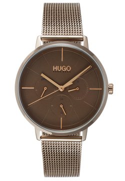 HUGO - EXPRESS - Uhr - gold-coloured