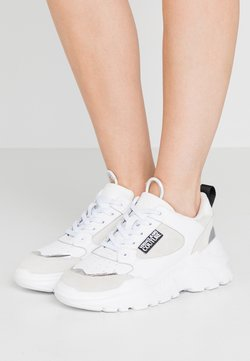 Versace Jeans Couture - Sneaker low - bianco ottico