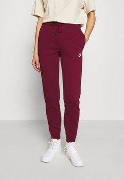 Nike Sportswear - Pantalon de survêtement - dark beetroot