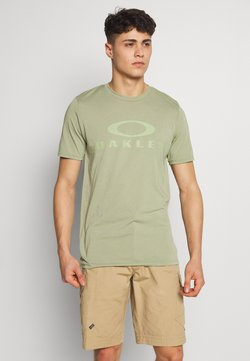 Oakley - BARK - T-Shirt print - olive
