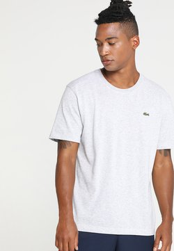 Lacoste Sport - CLASSIC - T-Shirt basic - argent chine