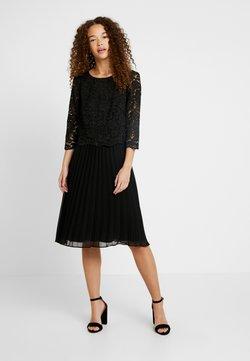 Esprit Collection Petite - CHRISTINA - Vestido de cóctel - black