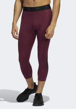 adidas Performance - Pantaloncini 3/4 - purple