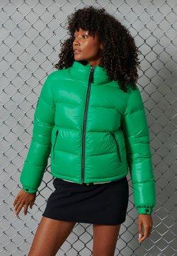 Superdry - Winterjacke - bright green