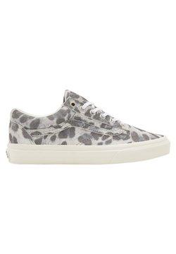 Vans - OLD SKOOL - Sneakers - (hairy suede)leprdmrshmlw