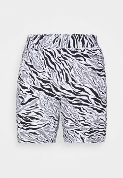 Marks & Spencer London - ZEBRA - Shorts - black