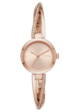 DKNY - CROSSWALK - Uhr - rose gold-coloured