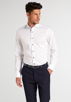 Eterna - SLIM FIT - Businesshemd - weiß