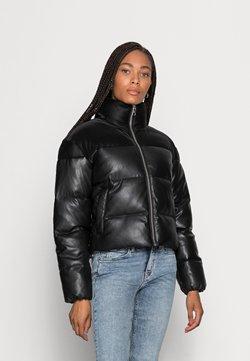 Calvin Klein Jeans - PADDED JACKET - Talvitakki - black