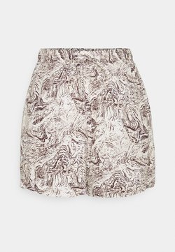 Object Petite - OBJKINNA - Shorts - silver gray