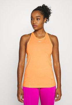 Nike Performance - TANK ALL OVER  - Funktionsshirt - laser orange