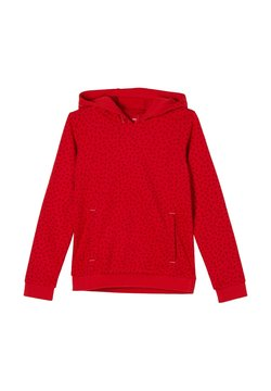 s.Oliver - Hoodie - red