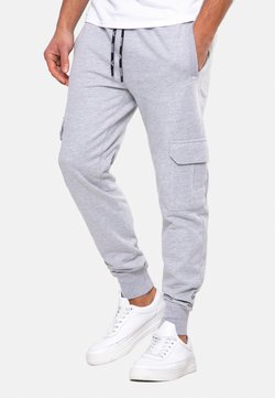 Threadbare - STEFAN - Jogginghose - grey marl