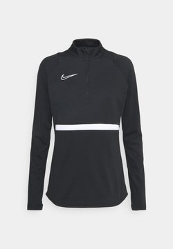 Nike Performance - DRY ACADEMY  - Fleecetröja - black/white