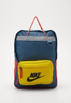 Nike Sportswear - TANJUN UNISEX - Tagesrucksack - thunderstorm/speed yellow/black
