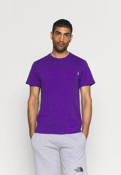 The North Face - RAINBOW TEE - T-shirt con stampa - peak purple