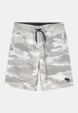 Abercrombie & Fitch - Shorts - grey