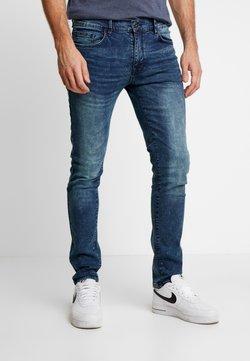 INDICODE JEANS - CULPEPER HYPER FLEX DENIM  - Slim fit jeans - blue
