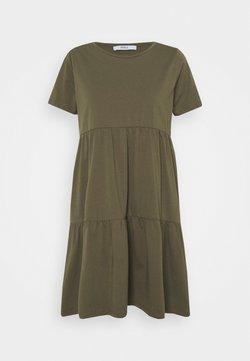 ONLY Petite - ONLAYCA PEPLUM DRESS - Vestido ligero - kalamata