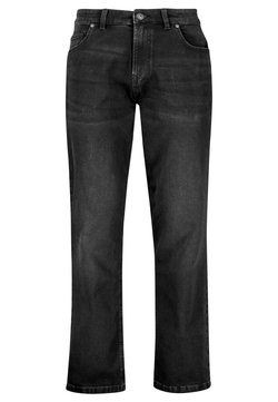 Next - WITH STRETCH - Jeans Bootcut - black