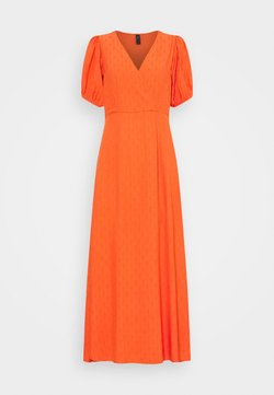 YAS - YASALLY ANKLE DRESS - Maxikleid - tigerlily