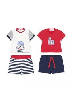 Mayoral - Shorts - azul