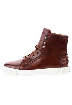 PRIMA MODA - AUNEDE - Sneaker high - brown
