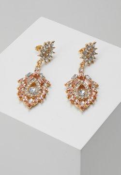 Pieces - PCJOLLI EARRINGS - Earrings - gold-coloured/champagne
