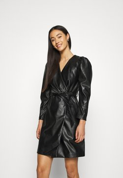 ONLY - ONLZIGGA TRIXIE DRESS - Robe fourreau - black