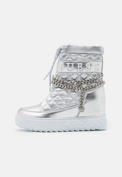 Guess - FARIBA - High Heel Stiefelette - argent