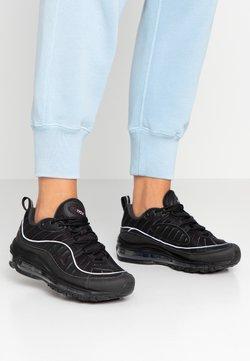 Nike Sportswear - AIR MAX 98 - Sneakersy niskie - black/off noir
