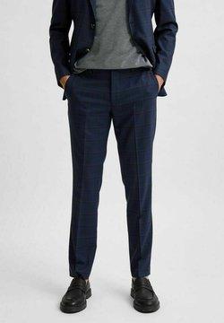Selected Homme - Anzughose - dark blue