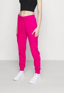 Nike Sportswear - AIR PANT - Jogginghose - fireberry