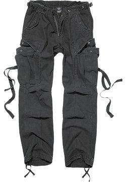 Brandit - Cargohose - black
